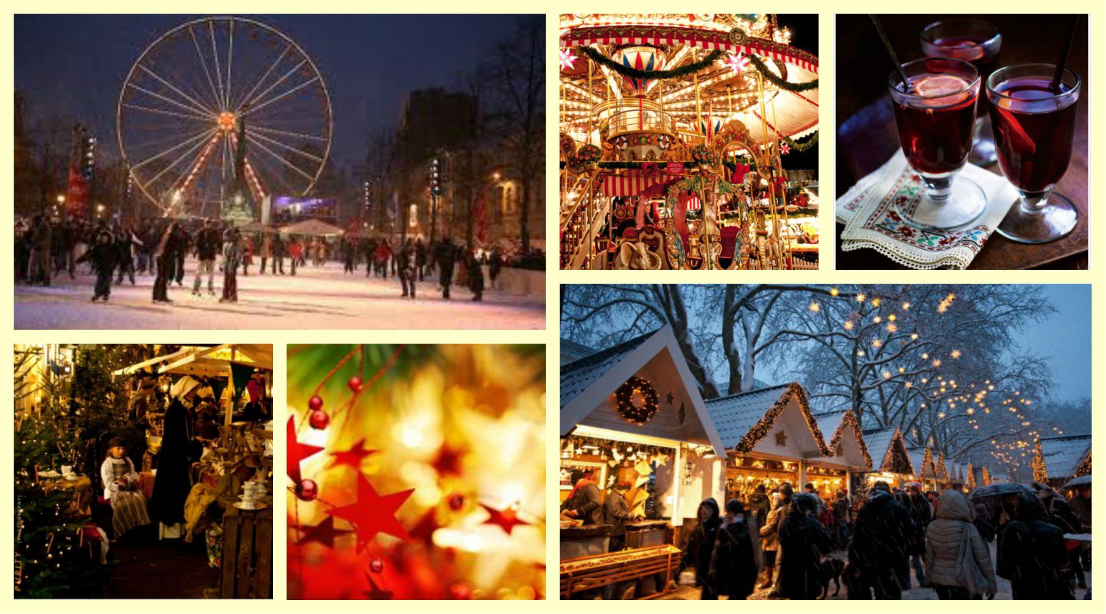 Gezellig Dagje Op De Kerstmarkt Villa Resort Arcen