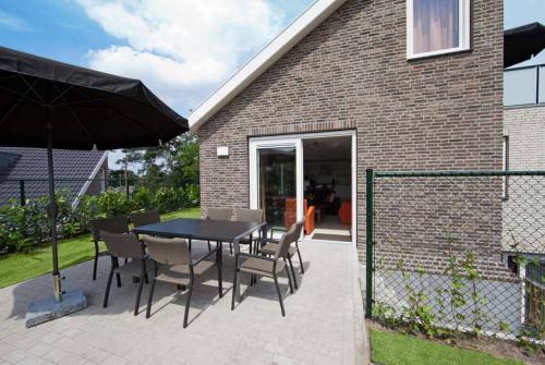 8 persoons vakantiehuis met luxe faciliteiten in Arcen